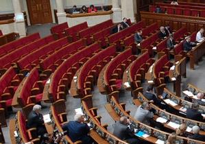 Оппозиция признала, что провалила план по срыву голосования за законопроект о языках