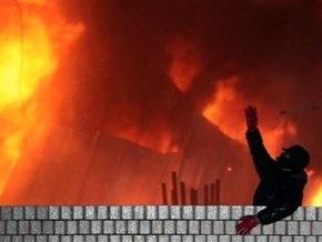 В Гане сгорело министерство иностранных дел