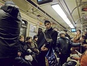 Киевское метро введет засылочные поезда