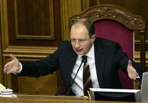 Яценюк: Регионалы лгут, заявляя, что Раду-3 можно обмануть с помощью телефона