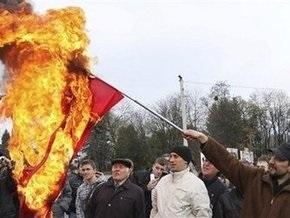 МВД: празднования Октябрьской революции прошли без конфликтов