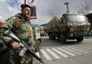Между сирийской армией и повстанцами идут бои на юге Дамаска