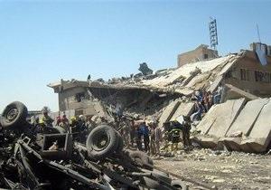 Серия терактов в Ираке: погибли более 40 человек