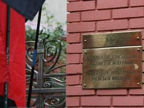 Львовские националисты подарили Путину и Медведеву книги о Бандере