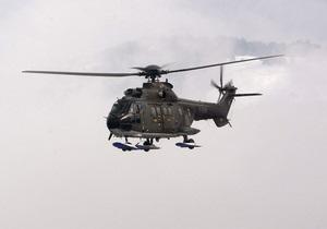 Грузия намерена купить два вертолета Super Puma