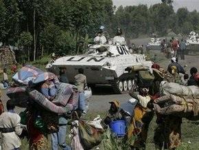 В центральной Африке началась война