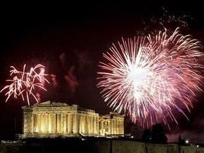 В Греции в новогоднюю ночь подожгли десять банков и два автосалона