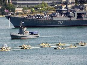 Россия считает задержание бронетехники ЧФ провокацией украинских властей