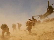 Авиация НАТО уничтожила в Афганистане 16 талибов