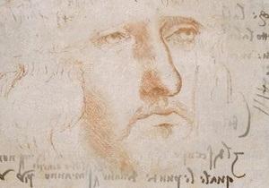 Найдена картина, которую предположительно написал Леонардо да Винчи