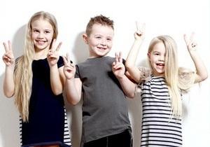Украинский бренд kamenskakononova выпустил первую детскую коллекцию