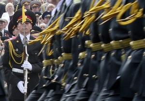 Ивано-Франковск отметит 9 мая военным маршем