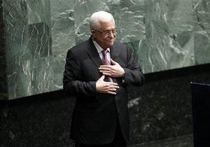 Палестина готова задействовать все меры для прекращения строительства израильских поселений