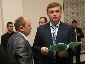 Левочкин заявил, что некоторые регионалы хотят объединиться с БЮТ