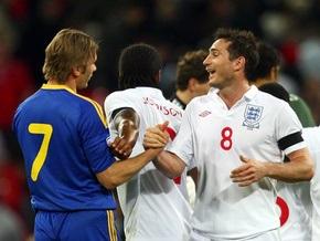 uaSport.net представляет матч Украина - Англия