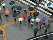 Погода на воскресенье: на западе не утихают дожди