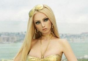 Одесская Барби стала героиней американского V magazine
