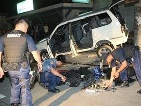 Неудачное ограбление на Филиппинах: погибли 17 человек