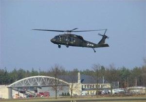 Жертвами катастрофы вертолета в Индонезии стали десять человек