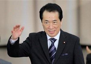 Парламент Японии отказался отправить в отставку правительство Наото Кана