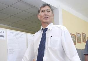 Временное правительство Кыргызстана готово получить от России  любую помощь