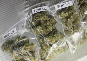 У жителя Полтавской области изъяли 120 кг марихуаны