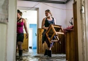 Погода - наводнение - потоп - В Австрии, Германии и Чехии среди пострадавших от наводнения нет украинцев - МИД