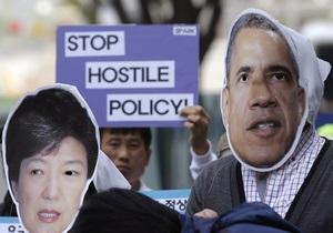 Пхеньян расценил первый визит президента Южной Кореи в США как  прелюдию войны