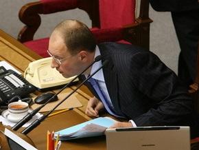 Решение кризиса: Яценюк назвал  ключевые вещи