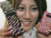 В Японии создан телефон стоимостью 65 тысяч евро