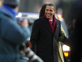 Фотогалерея: День  О . Инаугурация Барака Обамы