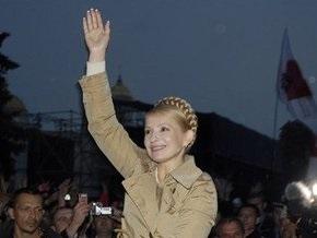 Тимошенко улетает в Мюнхен