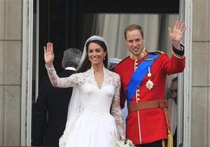 Папарацци временно оставят в покое новобрачных Уильяма и Кэтрин