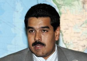 Преемник Чавеса заявил, что его собирались убить иностранные агенты