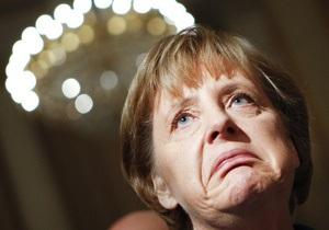 Меркель представила план спасения евро
