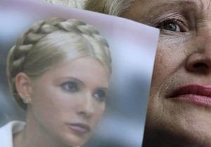Медкомиссия: Единственный метод реабилитации Тимошенко - лечебная физкультура