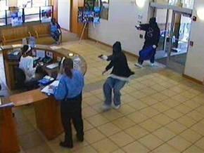 Дело: Количество ограблений банков выросло в 2,4 раза