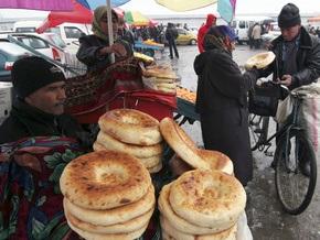 На столицу Таджикистана сошел мощный селевой поток