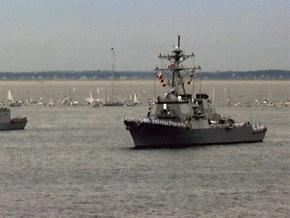 Американский эсминец обстрелял побережье Польши