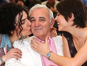 Шарль Азнавур стал гражданином Армении
