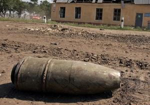 В Украине из-за жары приостановили военные учения и утилизацию боеприпасов