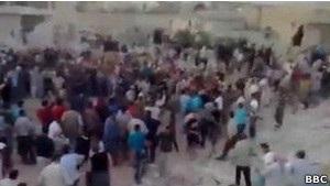 Сирия: десятки людей погибли при мощном взрыве в Хаме
