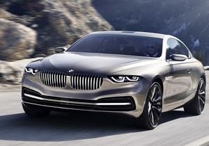 BMW отказалась от производства суперкара 8-Series