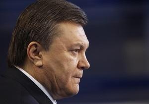 Манифест Януковича: 10 ответов Президента на 10 советов Корреспондента