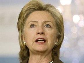 Клинтон: Иран должен принять предложенный план без изменений