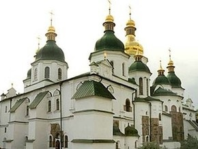Власти Киева запретили делегатам от УПЦ провести богослужение в Софийском соборе
