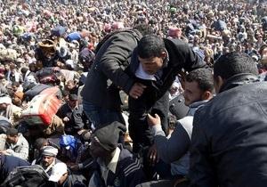 В ООН обеспокоены резким падением потока беженцев из Ливии
