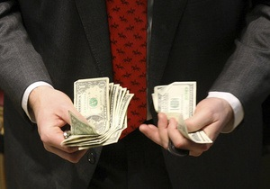 Новости США - Составлен рейтинг самых высокооплачиваемых банкиров США