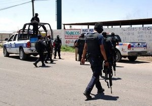 В Мексике обнаружили массовое захоронение жертв наркомафии