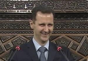 США ввели против президента Сирии санкции